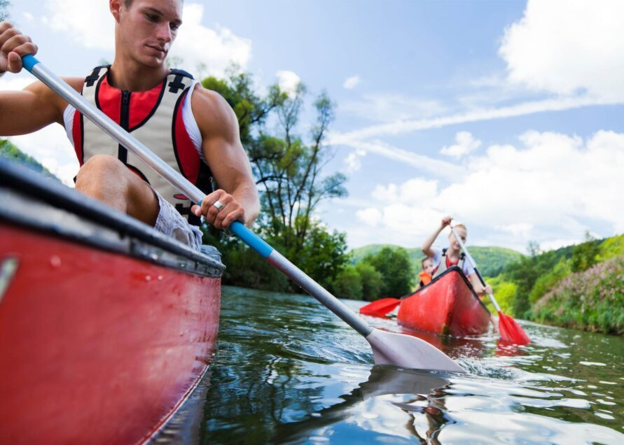 Little Sandy River-Kayaking and Canoeing